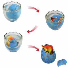 2pcs/set Magic Easter Decoration Egg Funny Dinosaur Eggs Incubation Birthday Party Decorations Kids Party Supplies