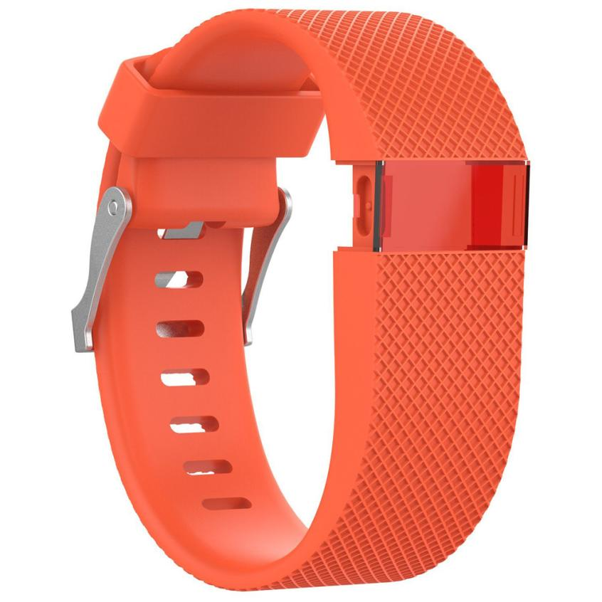 Carprie Watch Band Replacement Wrist Band Silicon Strap