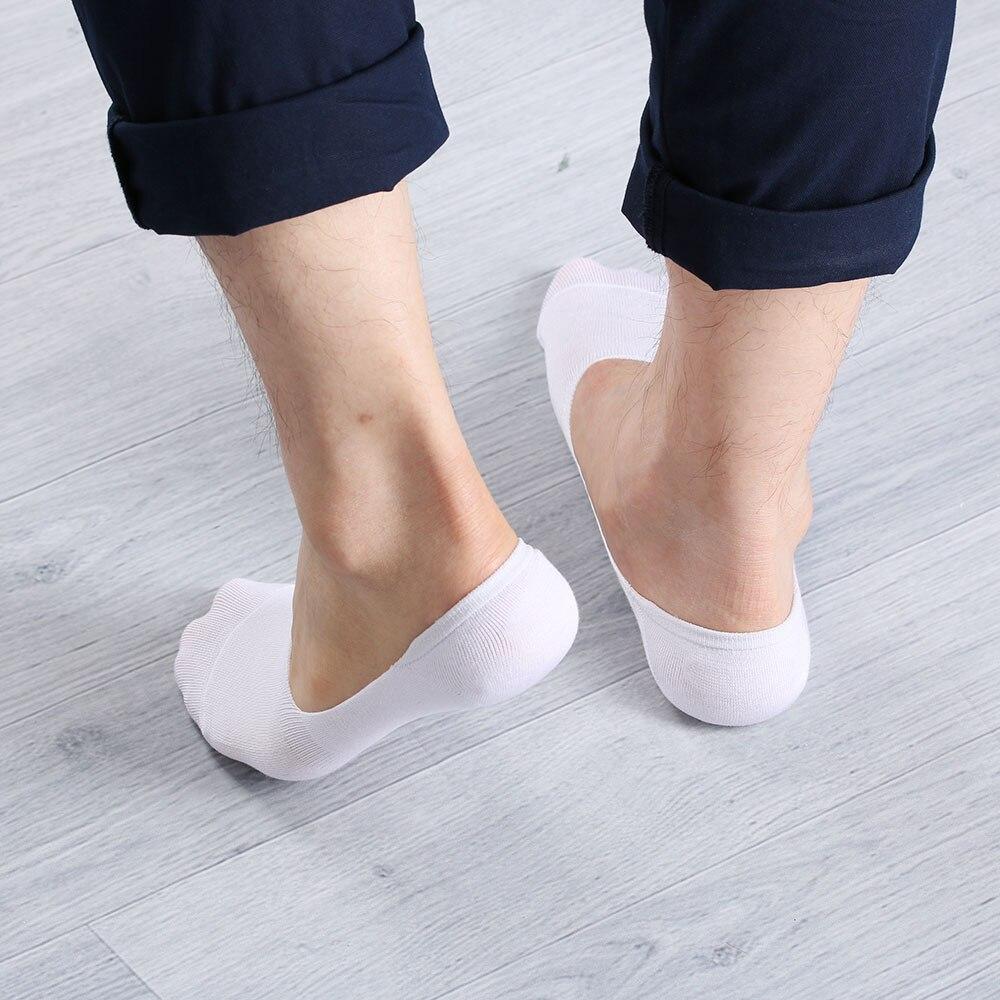 Women Men Candy Color Cotton Invisible No Show Boat Liner Low Cut Socks Q