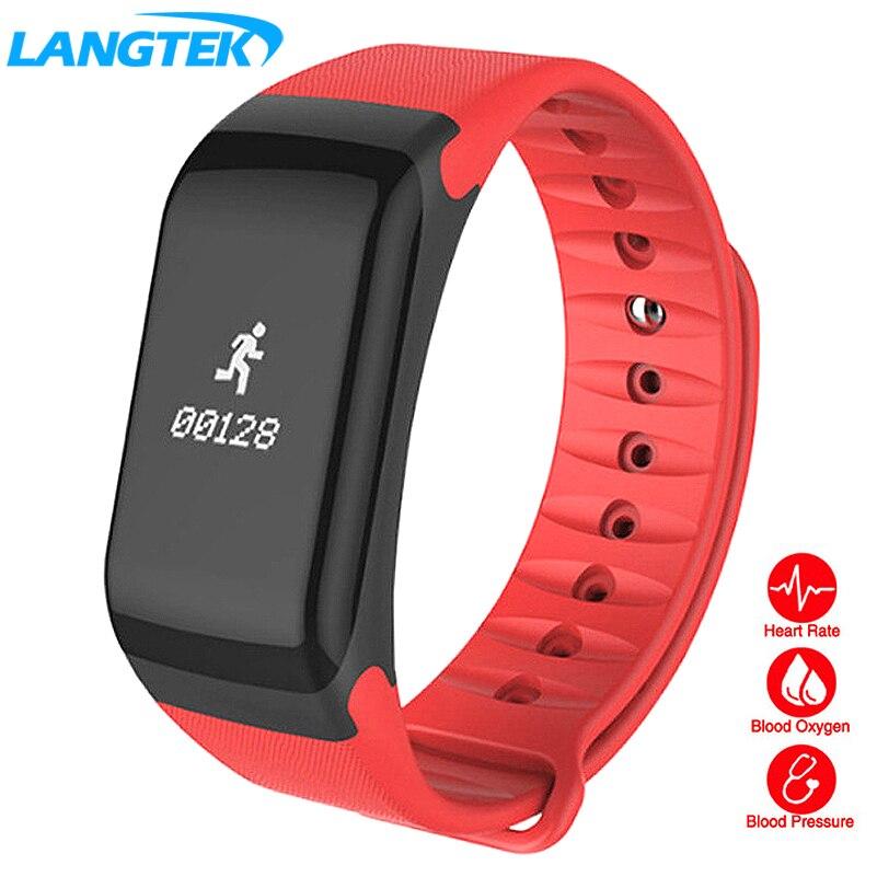 Smart Blood Pressure Band Bracelet Intelligent Digital Pulse Oximeter Heart Rate Monitor Sleep Monitor Wristband Wearable