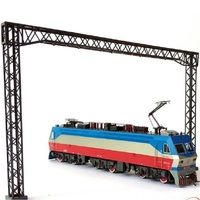 1:87 scale train bracket model for railroad model train layout Unassamble New high quality