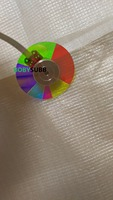 New For BENQ W1000+ W1060 Projector Color Wheel
