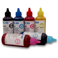High Quality Universal Sublimation Ink 6 color For Epson T50 L800 For Heat Press Machine transfer ink for Inkjet printer