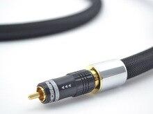 HOLA rendimiento de audio digital cable de audio de alta fidelidad digital rca cable 1 M