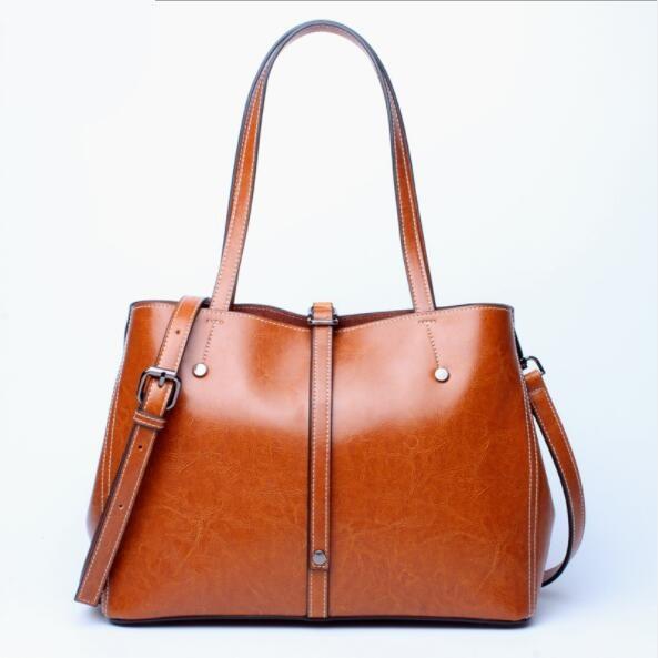 Brand New Fashion Design High Quality Tote Bag Genuine Leather Luxury Handbags/Crossbody Bags/Shoulder Bag For Woemen Bag