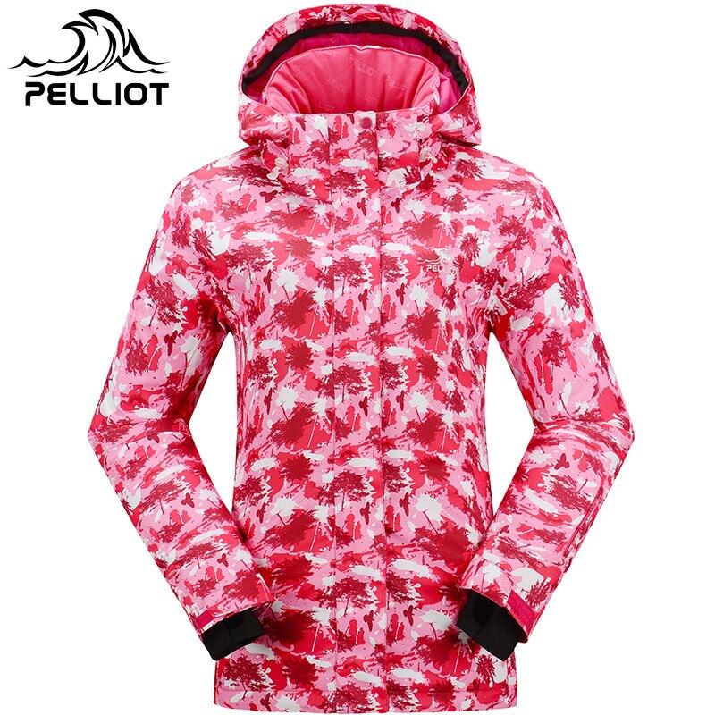 Pelliot veste de Ski extérieur imperméable femme hiver extérieur randonnée ou Camping manteau veste de Snowboard livraison gratuite sur les offres spéciales
