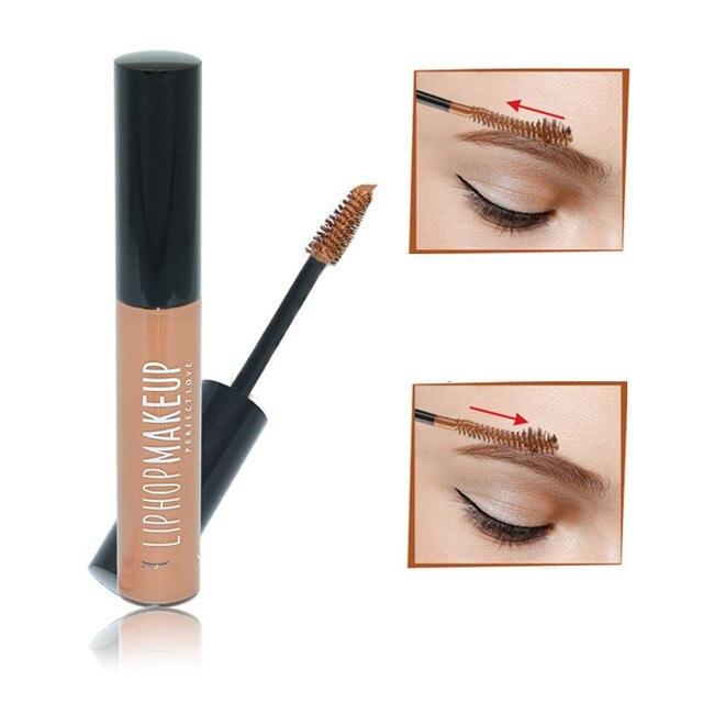 Makeup Brand 3d Dye Eyebrow Gel Waterproof Mascara Cream Blackbrown