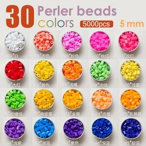 5mm hama/Perler/fuse/iron bead