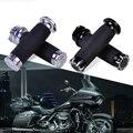 """Motocicleta 1 Par 1 """"25mm CNC Manillar Empuñaduras Del Acelerador Acelerador fit para Harley Dyna Softail Touring Trike VRSC XL XR"""
