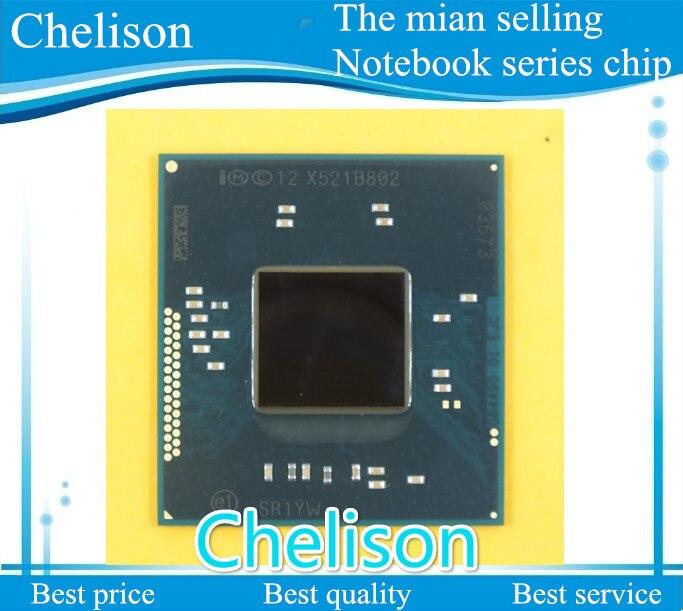 ФОТО New SR1YW N3540 CPU BGA Chipset With Balls