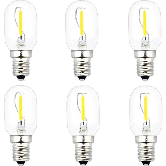Us 14 69 30 Off Aliexpress 1w C7 Night Light Bulb E12 Candelabra Led 5w 7w 10w Incandescent Equivalent Mini Based