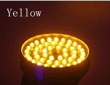 48 LED Underwate Aquarium Fish Tank RGB Led Spot Light Lamp For Outdoor  Pond Fountain Garden