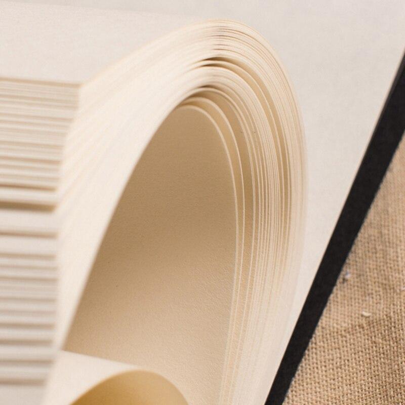 EZONE Black Card Sketch Book Sketchbook Art Marker Sketch Book Voor - Notitieblokken en schrijfblokken bedrukken - Foto 5