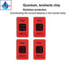 Terahertz chip quantum chip to speed up the flow and velocity of microcirculation, and open up microcirculation obstacles
