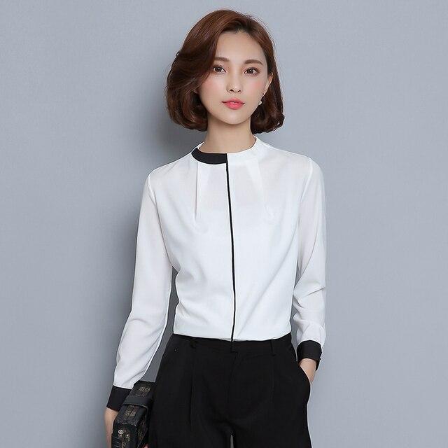 Visualizzza di più. Delle donne blusas camicia camicie donne camicette in chiffon  camicetta blusa kimono delle donne camicette donna aecf03ac8d4