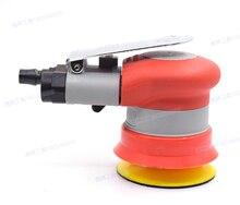 Wilin MINI Pneumatische Excentrische Sanders Polijsten MircoTool Polijstmachine 3 inch 4 inch Pad Baan 3mm