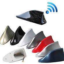 Color : White SHENYF Car Shark Antenna Auto Radio Signal Aerials Accessories for Mazda 2 3 5 6 Cx3 Cx5 Cx7 Cx9 Rx8 Mx5 Mx3 Rx7 323 Mx6 Accessories