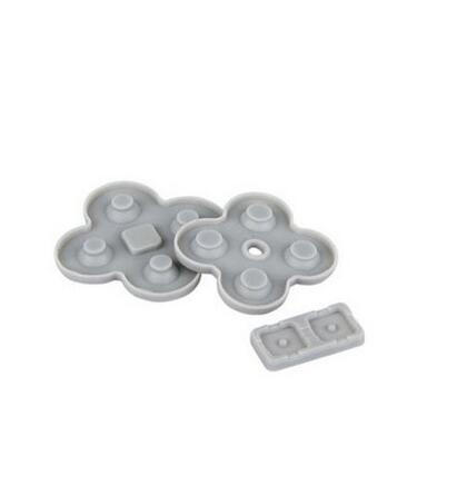 2set Conducting Button Rubber Silicone Dpad Pad RL LR L R Left Right Keypad For NDSL/DSL/Nintendo DS Lite Game Repair