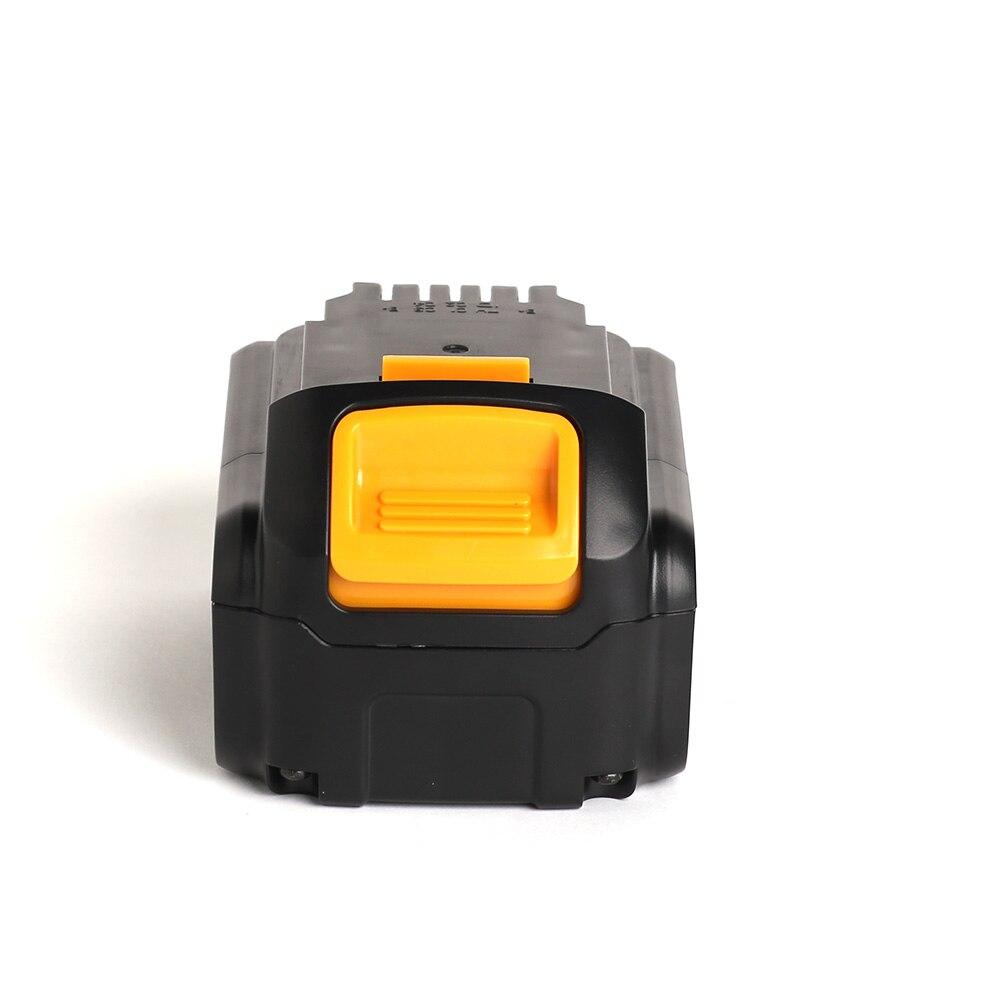 battery,Dew 18C 6000mAh Li-ion DCB204,DCB203,DCB182,DCB201,DCB200,DCB180,DCB181