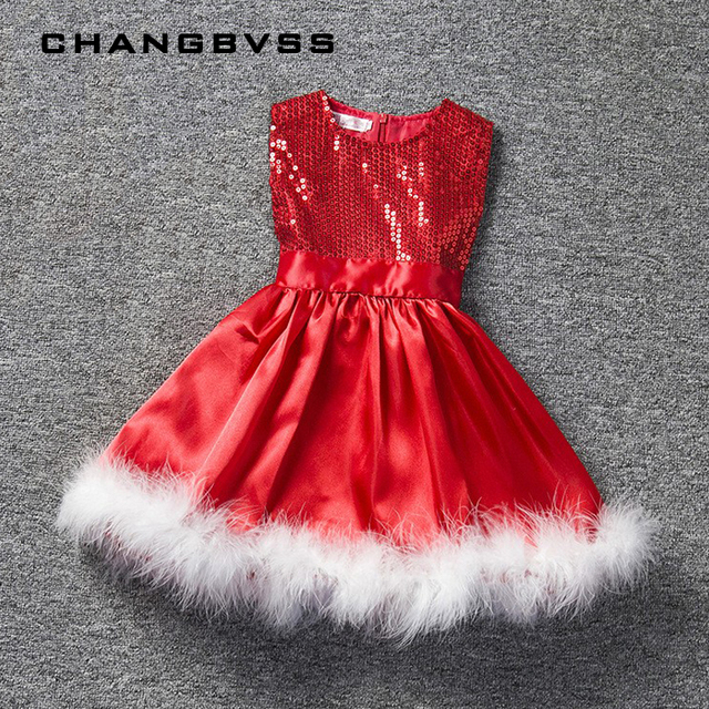 new brand red beauty pageant dresses for baby girls kids ball gown tutu dress for christmas - Red Dress For Christmas