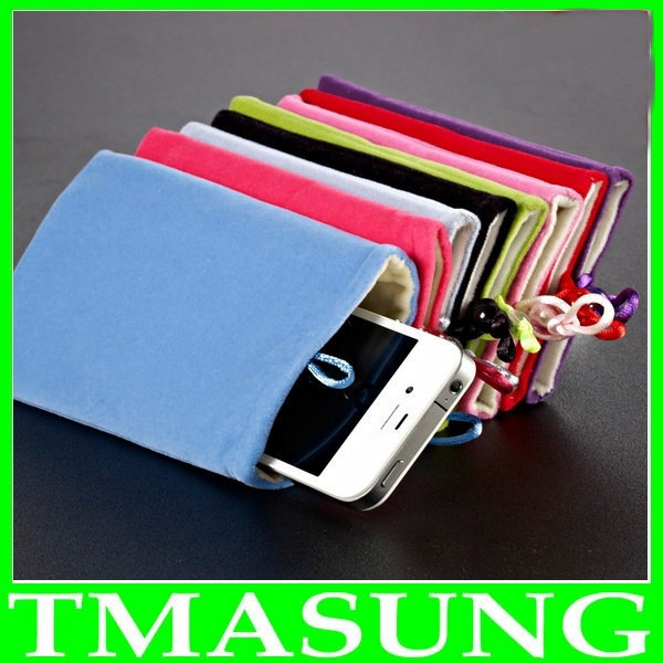 2014  Free shipping pouch Case bag For ZTE V987 zte nubia z5 mini Moblie Phone