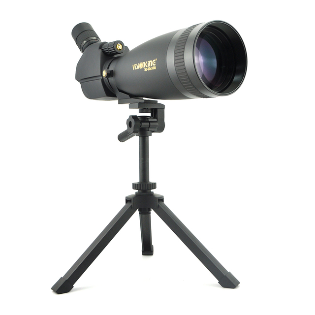 Visionking 30 90x100ss Spotting Scope Waterdicht Spotting Scope Voor Birdwatching/Shotting Scope Met Grote Oculaire Lens Telescoop