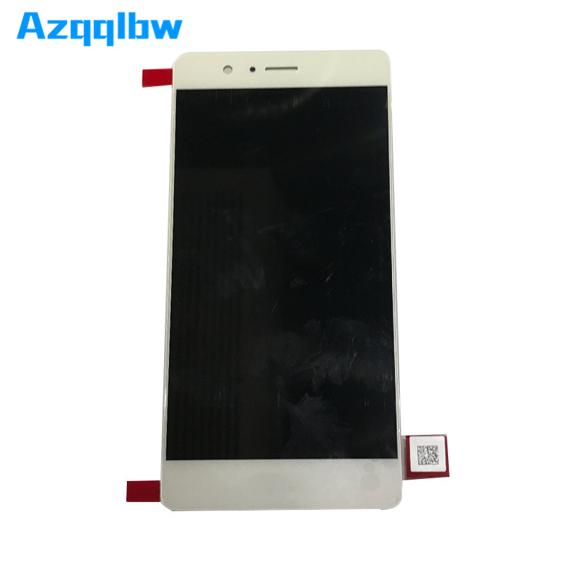 Azqqlbw 100% tested Touch Screen Digitizer Assembly For Huawei P9 Lite / Huawei G9 with frame VNS L21 VNS L22 VNS L23 VNS L31
