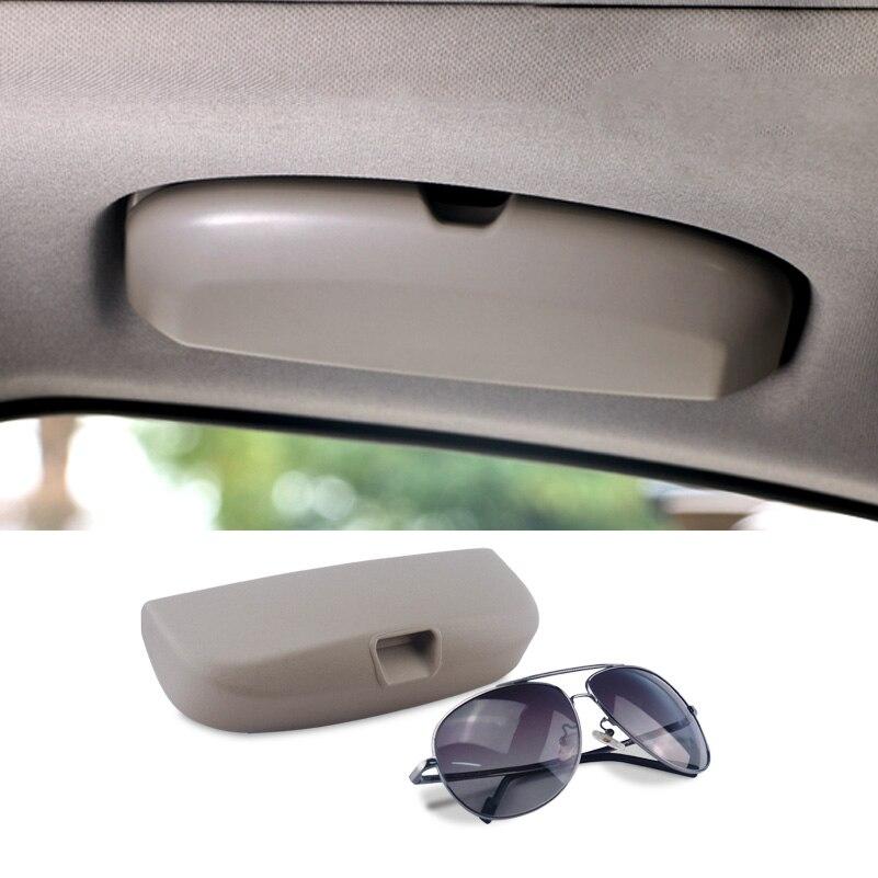 For Mercedes Benz W203 W204 W205 W210 W124 W212 W211 C E Class Car Glasses Case Accessories Sunglasses Holder Storage Box очки мерседес