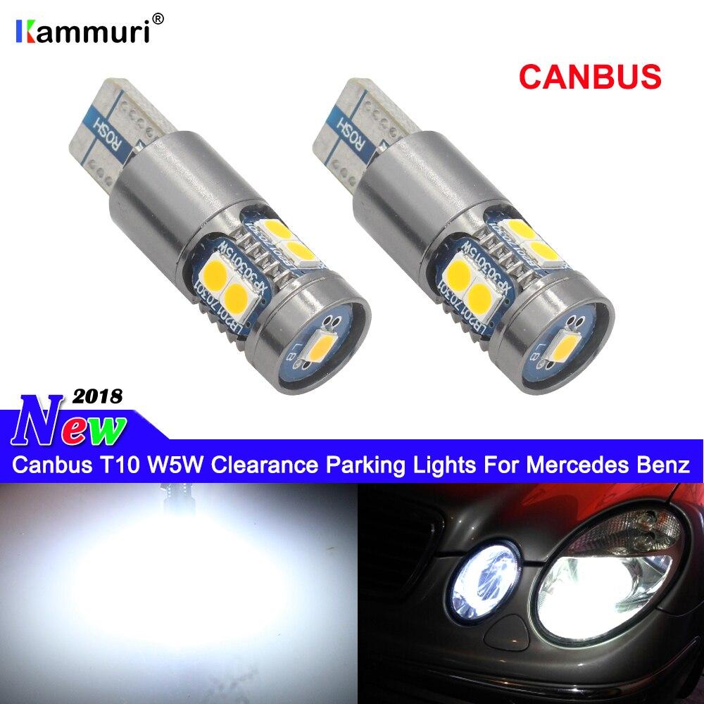 KAMMURI Canbus T10 W5W 194 светодиодный просвет Автомобильные