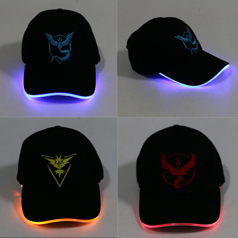 baseball cap with built in bottle opener speakers led lights brim new font light go