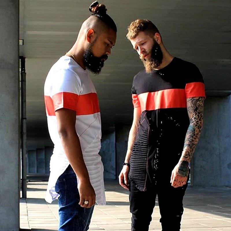 Homme t,shirts mode 2016 été stly ktz pyrex yeezus swag vêtements hip hop t