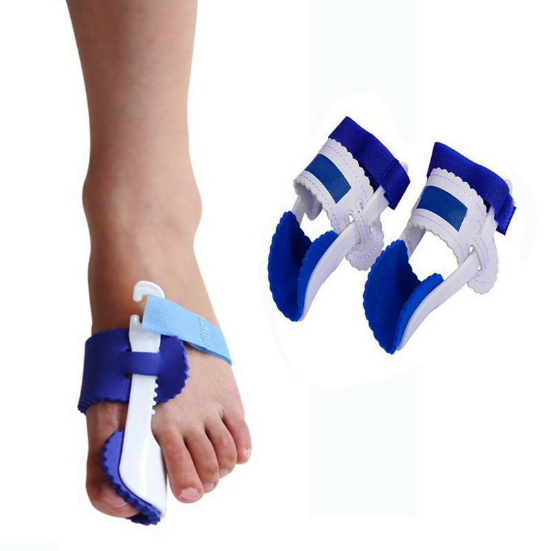 2017 Special Hallux Valgus Pro Beetle-crusher Bone Thumb Orthopedic Braces To Correct Daily Toes Separator Outer Appliance