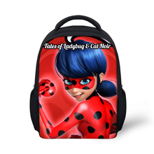 Forudesigns/2017 новые рюкзаки для детей школьная сумка Детский сад ребенка школьный Божья коровка печати рюкзак девочек Bagpack