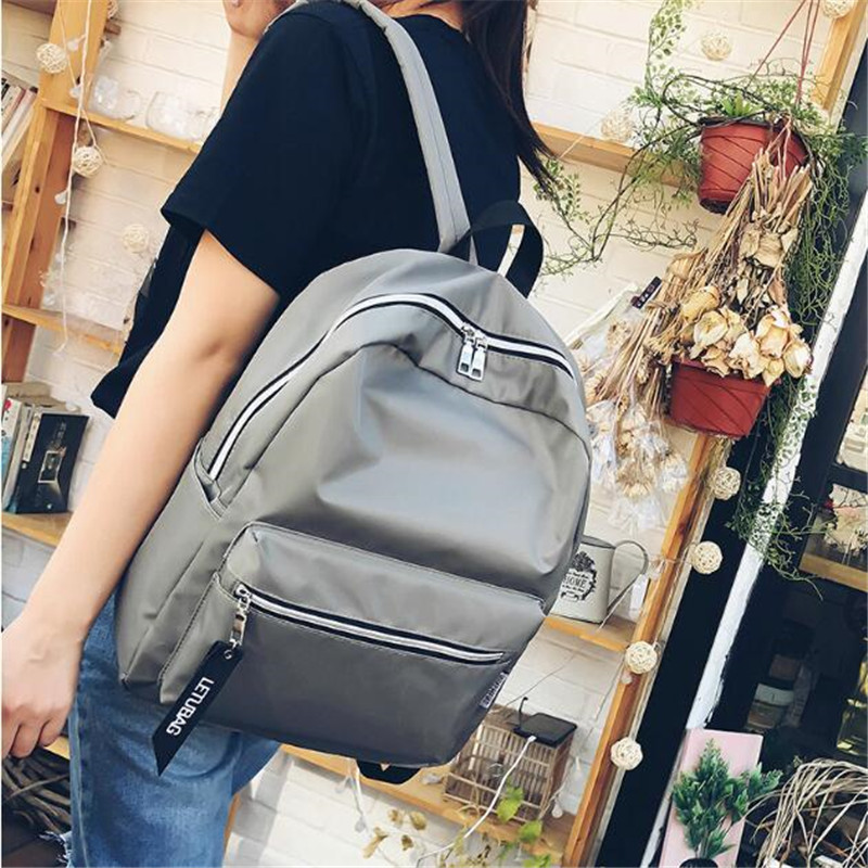 2019 Cheap Unisex Women Backpack Oxford Backpack School Bags For Teenagers Couple Backpacks Casual Girls Boys Rucksack Mochila