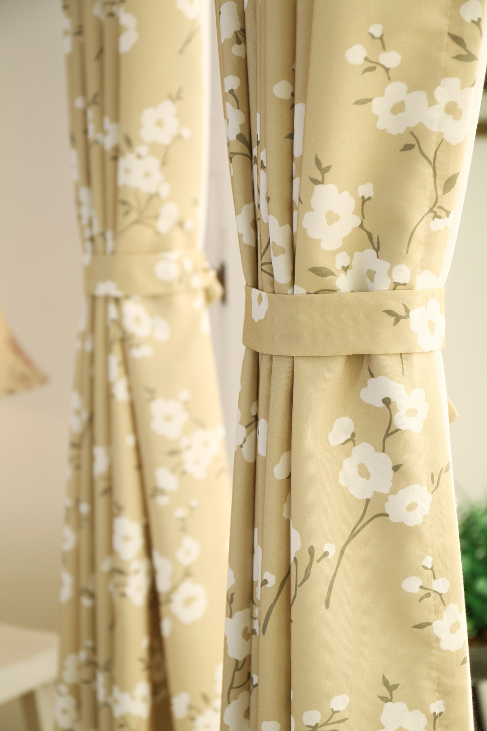 Curtain Fabric Wholesale Us 13 9 High Grade New Green Embroidered Cotton Curtain Fabric Wholesale Explosion Models Blacony Window Curtains Fabrics Luxury In Curtains From