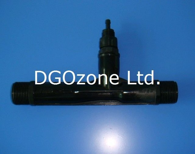 "PVDF 1"" ozone resistent venturi tube injector and mixer KH-A32235"