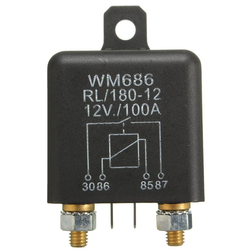 High Amp Relay PromotionShop For Promotional High Amp Relay On - 12 volt on off relay