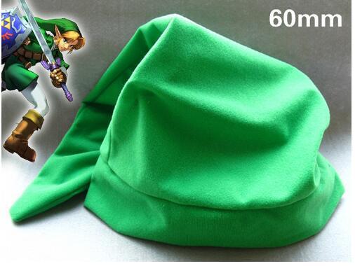 Plush Hat Cap 1pcs/lot The Legend of Zelda Link Cosplay Plush Hat Cap