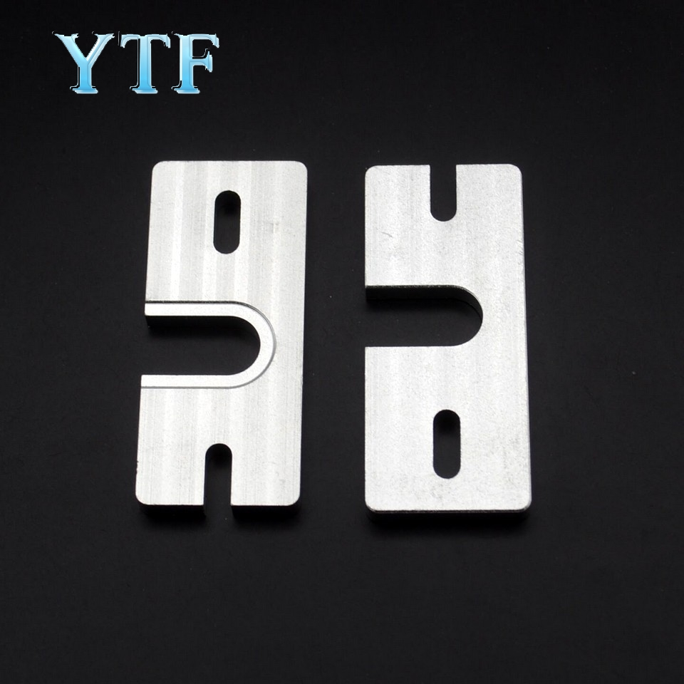 3D Printer V6 V5  Hotend Mounting Bracket Support Fixed Bracket Special Bracket
