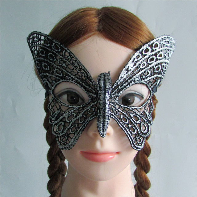 Sexy Butterfly Lady Lace Mask