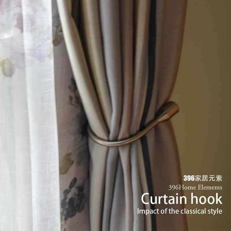 New Hot Free Shipping European Style Curtain Wall Hook Curtain