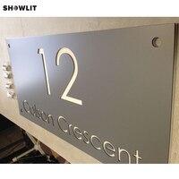Laser Cut House/Door Sign/Plaque