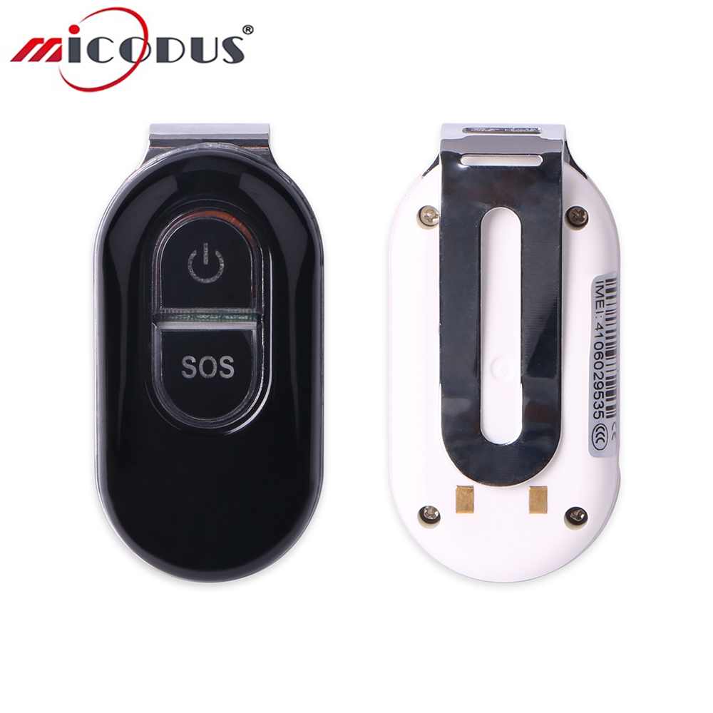 Personal GPS Tracker <font><b>LK106</b></font> Mini Vehicle Tracking Device Child GPS Locator Waterproof 240 Hours Standby SOS Alarm Wifi Location image