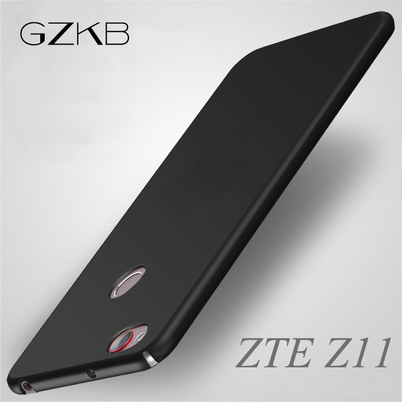Luxury Case For ZTE Nubia Z11 Thin Hard PC Scrub Case Cover For ZTE Nubia Z11 5.5 inch Back Cover 360 Full Protection Housing