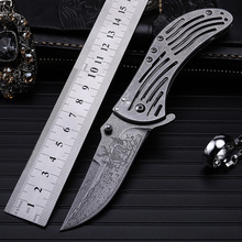 2016 New Arrival Limited Knives Karambit Outdoor Folding Knife Self-defense Wilderness Survival With High Hardness Wild Fruit navajas new sale 2016 outdoor folding knife self defense wilderness survival with hardness wild fruit plum blossom