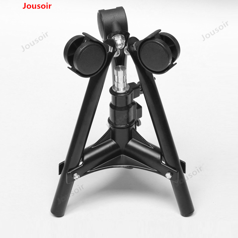 Ground lamp frame Flash bottom lamp frame small photographic light stand Studio Photo Tripod Studio Accessories CD50 T03