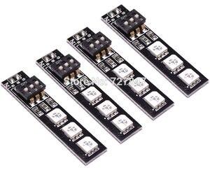 Image 4 - ZMR250 V2 Quadcoper Frame With 4mm Replacement Arm 12a ESC CC3D EVO Flight Control MT2204 2204 2300kv motor for Alien 500
