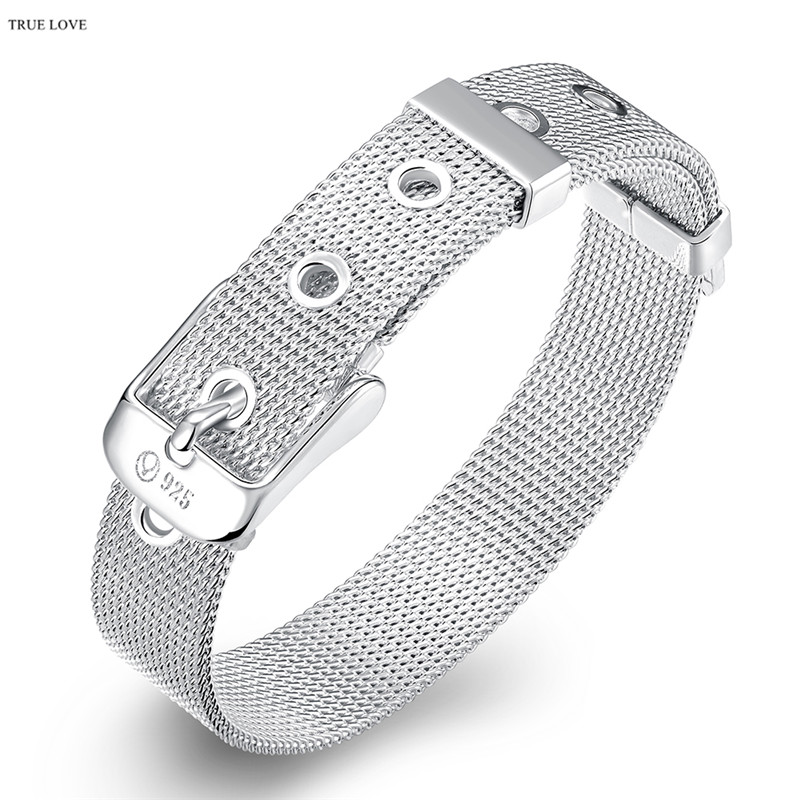 10MM Silver Watchband...