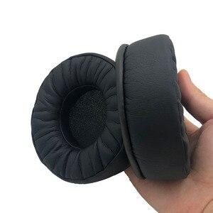 Image 4 - Whiyo البروتين جلدية الذاكرة رغوة الأذن ل الصوت وتكنيكا ATH AVC500 ATH AVC500 وسادة استبدال بطانة للأذن