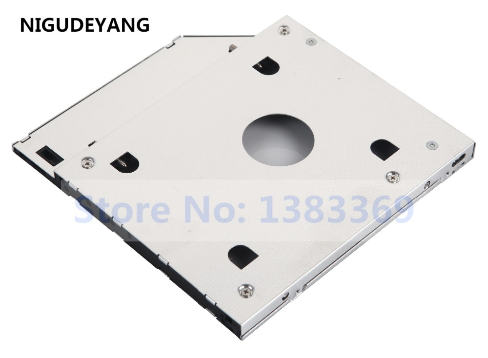 New Second 2nd HDD HD hard drive caddy for Dell XPS Studio 13 1340 XPS 15 L521x